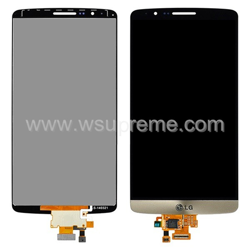 LG G3 LCD Screen and Digitizer Assembly Replacement