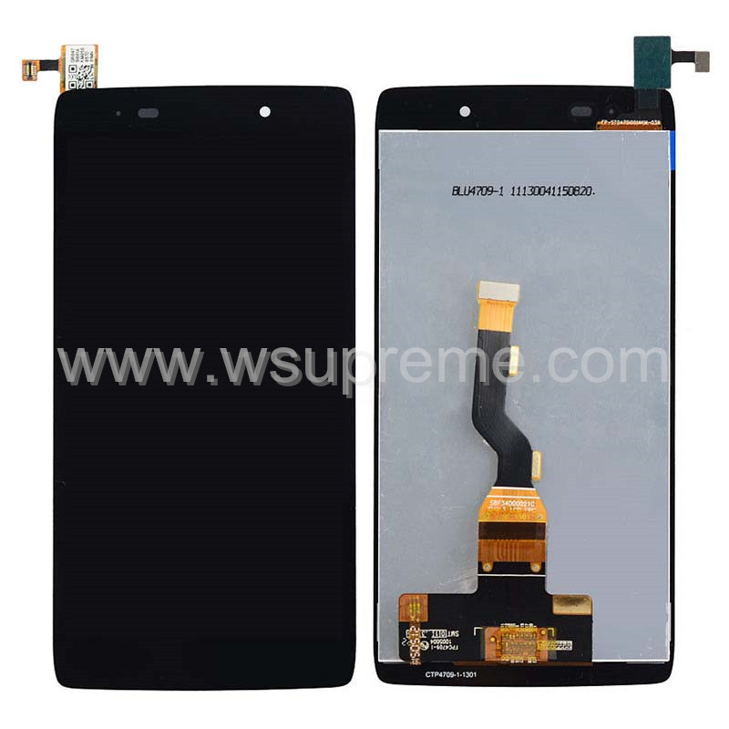 Alcatel One Touch Idol 3 LCD Screen and Digitizer Assembly Replacement