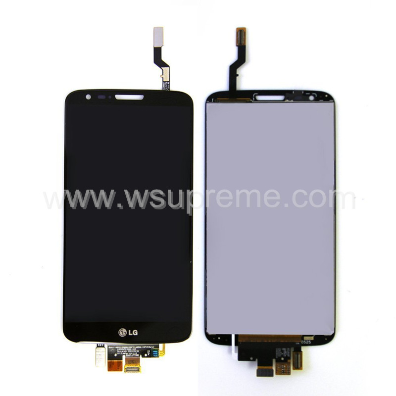 LG G2 LCD Screen and Digitizer Assembly Replacement