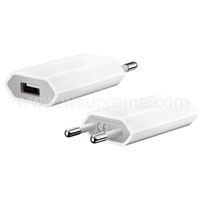 Apple iPhone Charger EU Adapter Replacement