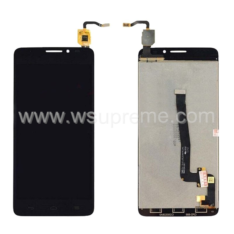 Alcatel One Touch Idol X LCD Screen and Digitizer Assembly Replacement