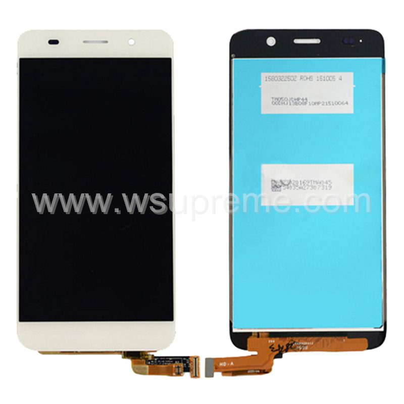Huawei Honor Y6 LCD Screen and Digitizer Assembly Replacement