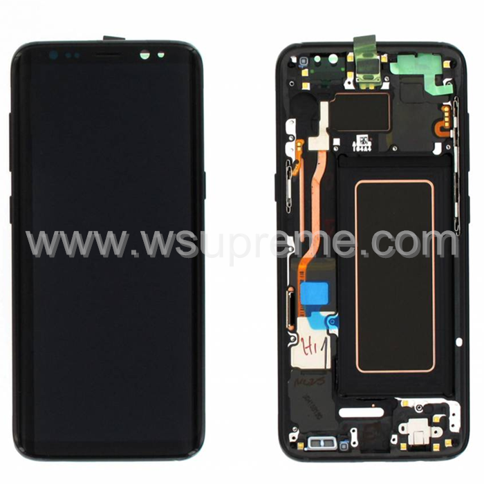 Samsung Galaxy S8 LCD Screen and Digitizer Assembly Replacement