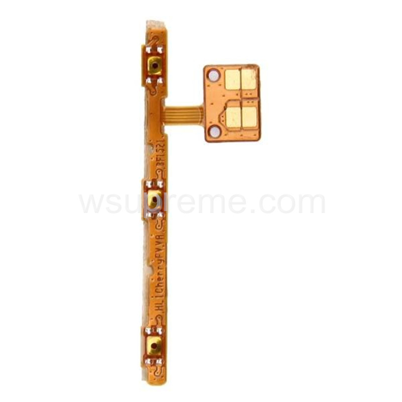 Huawei Honor 4X Flex Cable Volume and Switch Replacement