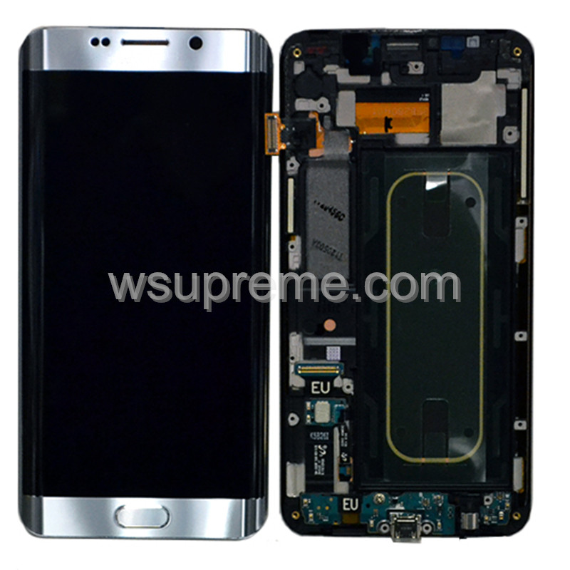 Samsung Galaxy S6 Edge Plus LCD Screen and Digitizer Assembly Replacement