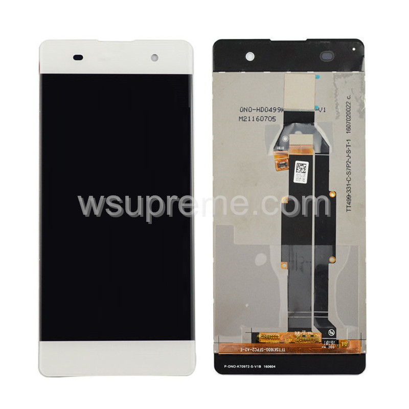 Sony Xperia XA LCD Screen and Digitizer Assembly Replacement