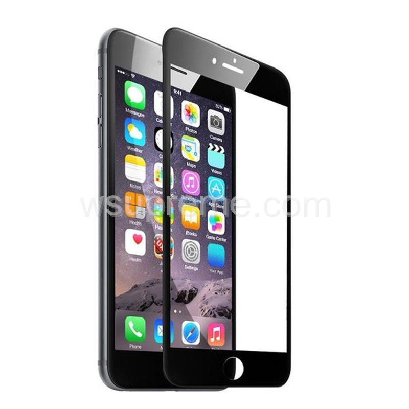 Cell Phone 4D Premium Full Cover Tempered Glass Screen Protector