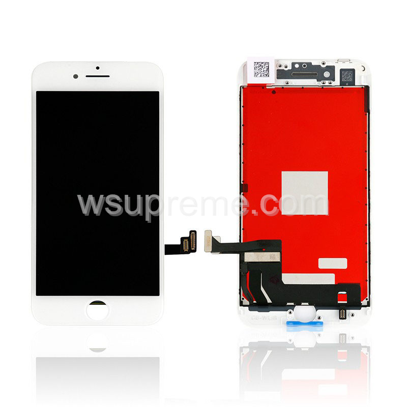 iPhone 8 LCD Screen and Digitizer Assembly Replacement - White