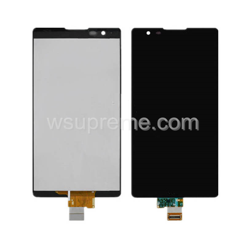 LG X Power K220 LCD Screen and Digitizer Assembly Replacement - Black