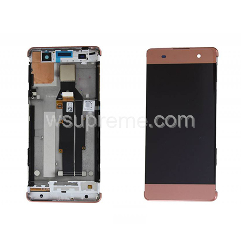 Sony Xperia XA LCD Screen and Digitizer Assembly with Frame Replacement