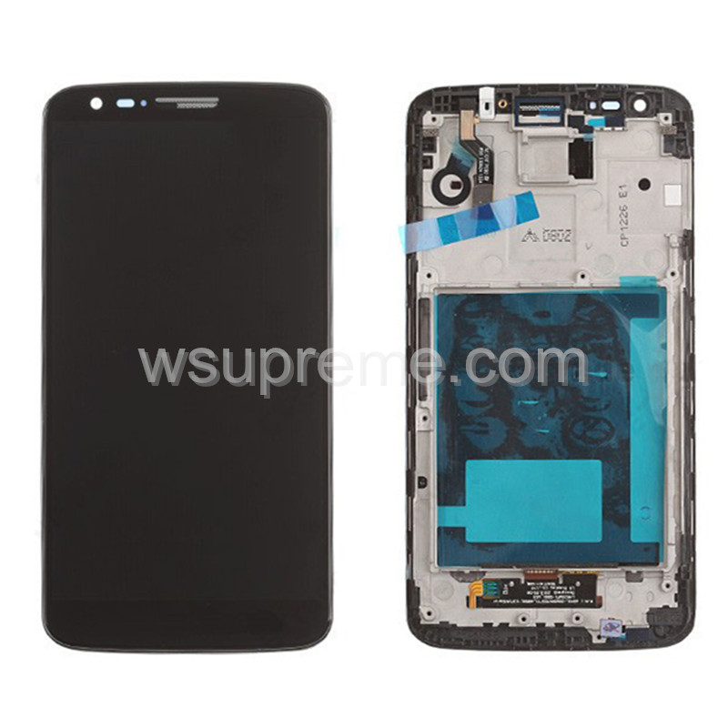 LG G2 D800 D801 D803 LS980 F320 LCD Assembly with Frame