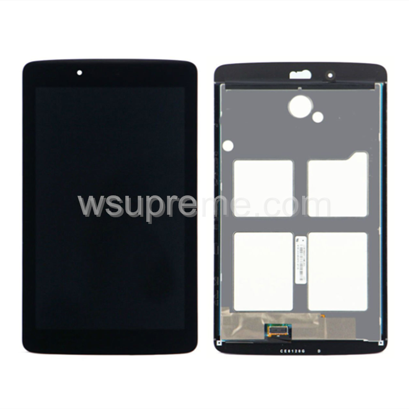 LG G Pad 7.0 V400 LCD Screen and Digitizer Assembly Replacement - Black