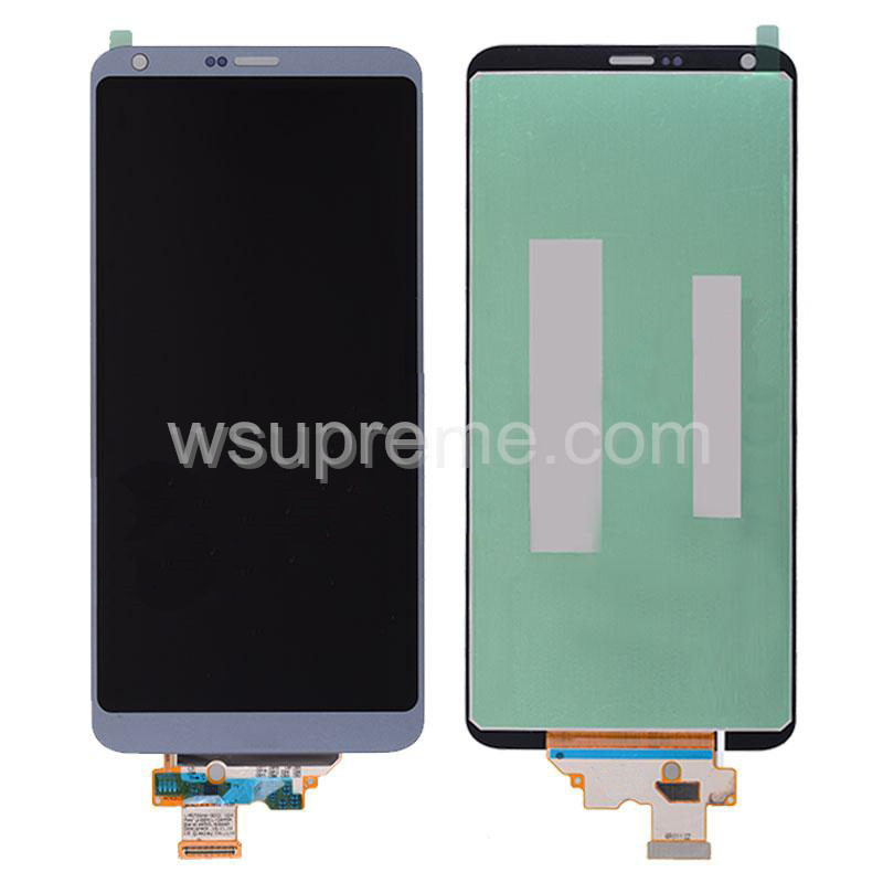 LG G6 LCD Screen and Digitizer Assembly Replacement