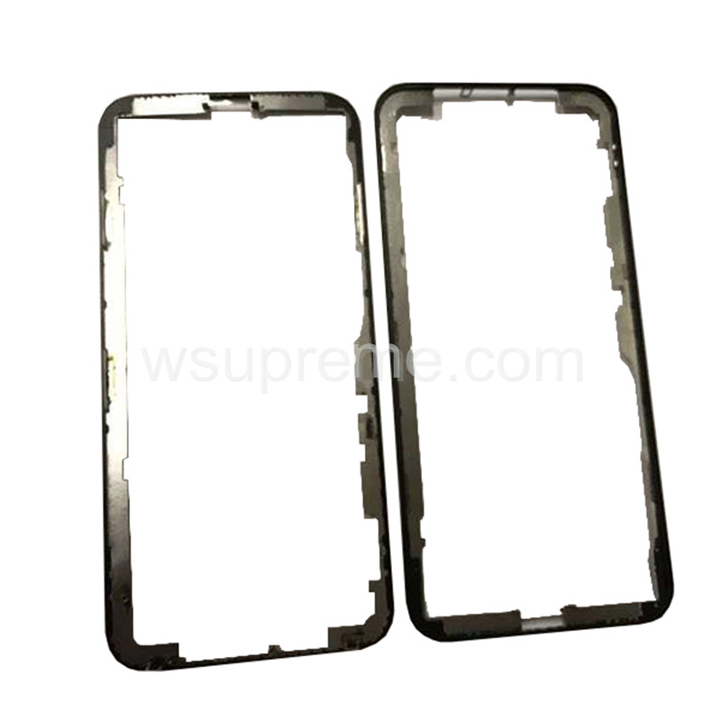 iPhone X Touch Screen Frame/Socket Replacement - Black
