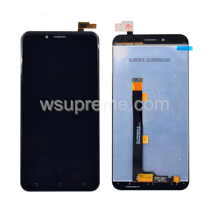 Asus ZenFone 3 Max ZC553KL LCD Screen and Digitizer Assembly Replacement - Black