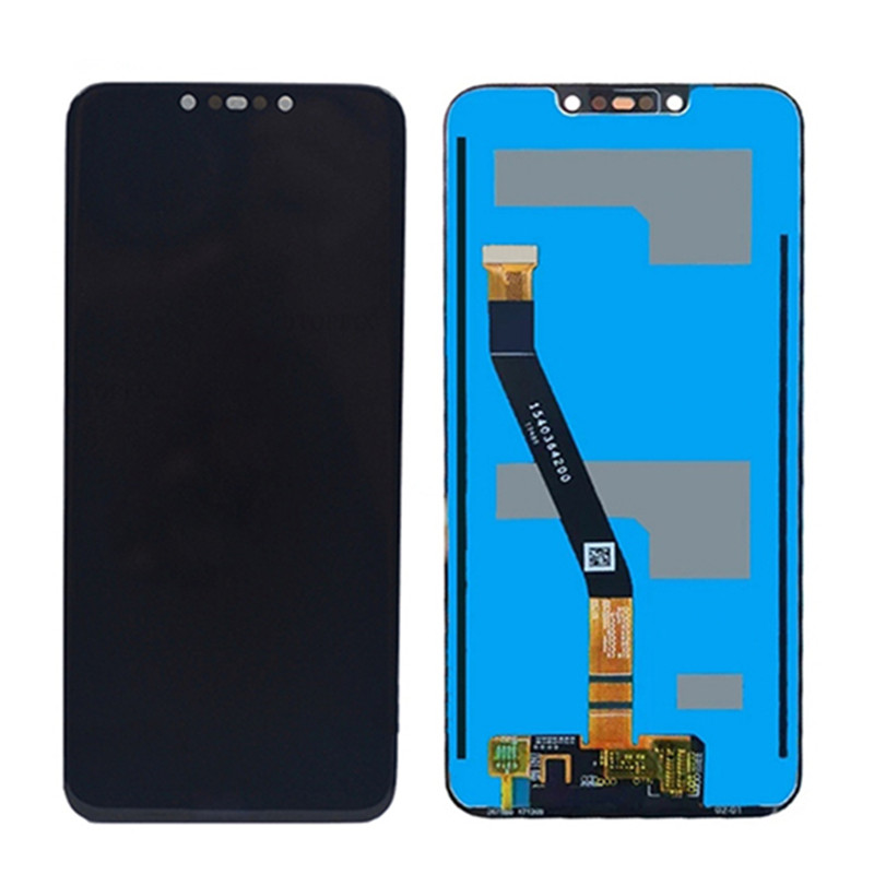 Huawei Mate 20 Lite LCD Screen and Digitizer Assembly Replacement - Black