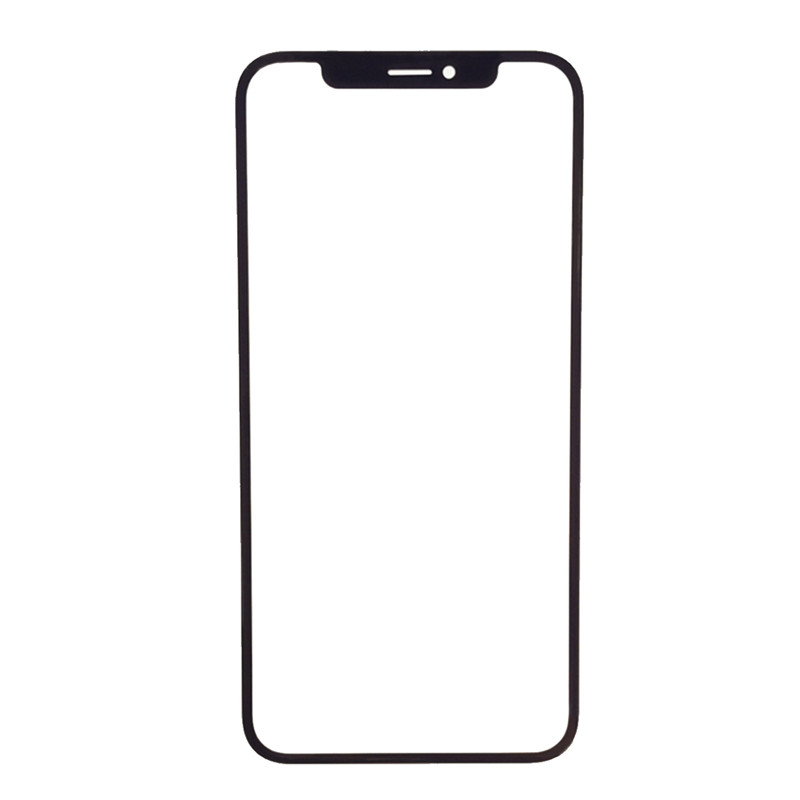 iPhone XS MAX Glass Lens Replacement - Black