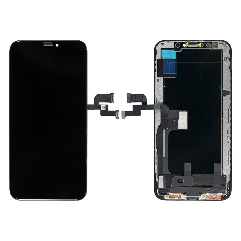 iPhone XS LCD Screen and Digitizer Assembly Replacement - Black